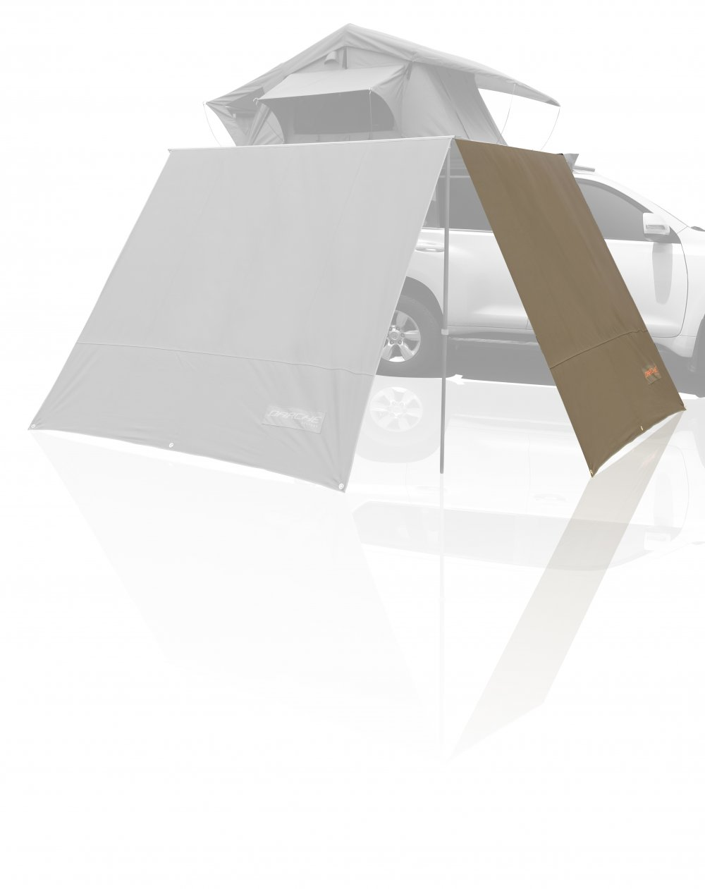 Darche Eclipse Ezy Front Side Awning Extension